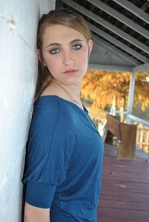 Megan Silvio Senior 2012
