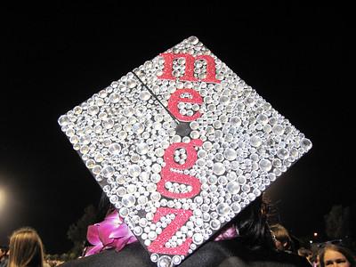 Megan's graduation Azusa