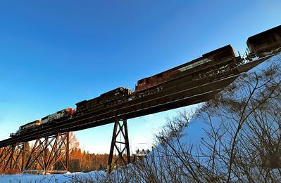 Montreal Maine & Atlantic, ``fuel`` #606, Eastman Qc