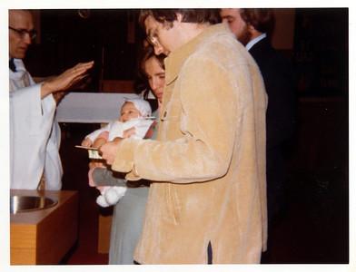 Meghan's Baptism
