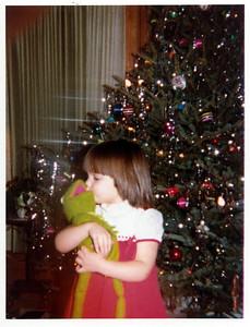 Kristen and Kermit
