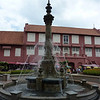 Fountain in Malacca celebrating something or other about Queen Victoria.  She ruled a looonnnngggg time.