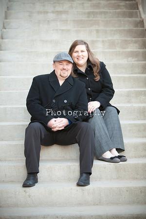 Melanie and Jon Engagement