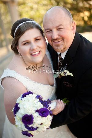 Melanie and Jon Wed!