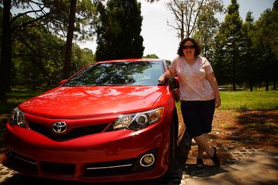 Melissa's New Car
