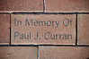 In Memory Of Paul J. Curran