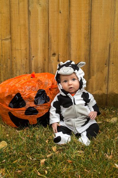 Mema and Halloween 2012