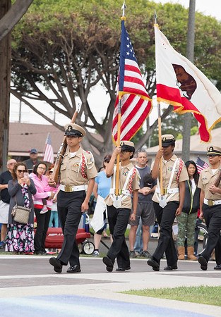 Memorial Day Ceremony - May 2017