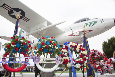 Memorial Day Ceremony - May 30, 2016