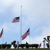 Lowering to Half-Staff