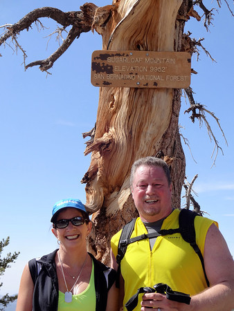 Memorial Day Weekend 2014 and Completion of the Seven Summits of Big Bear Hike Series