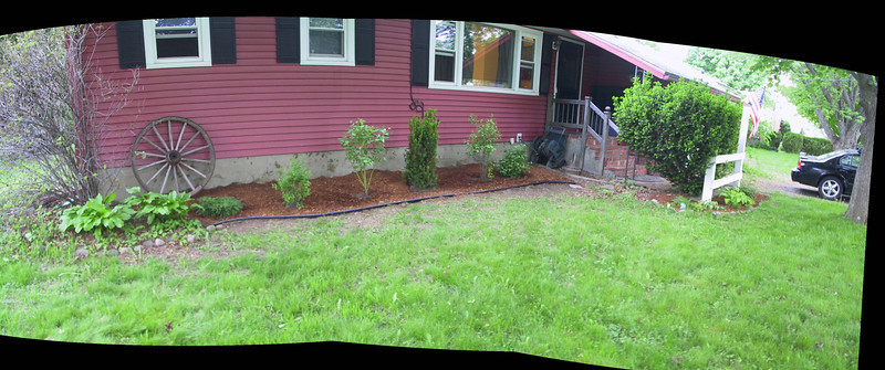 front of the house (stitched)