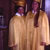 Me and my best friend, Melanie.  High School graduation, 1977 (My hair was so long!)