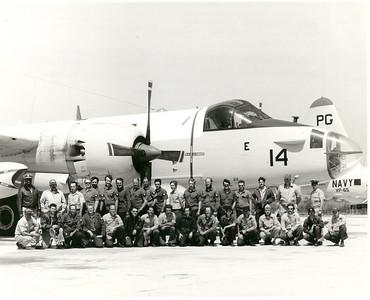 PATROL SQUADRON VP-65, NAS POINT MUGU, CALIFORNIA - 1974
