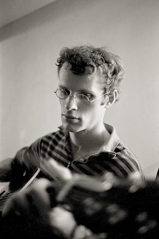 Sid Selvidge, folk musician