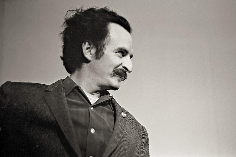 John McIntire, sculptor