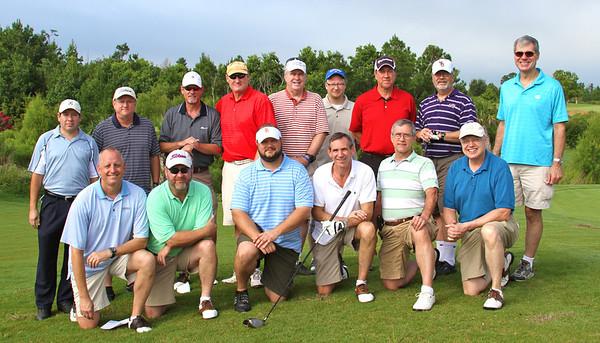 Men of Hope Golf Scramble July 2012