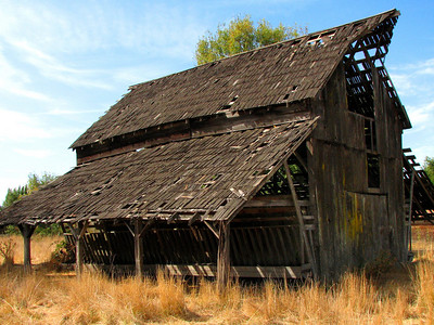 old Frost barn