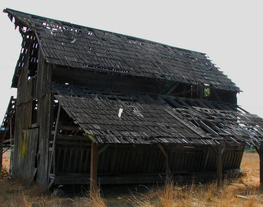 The old Frost barn