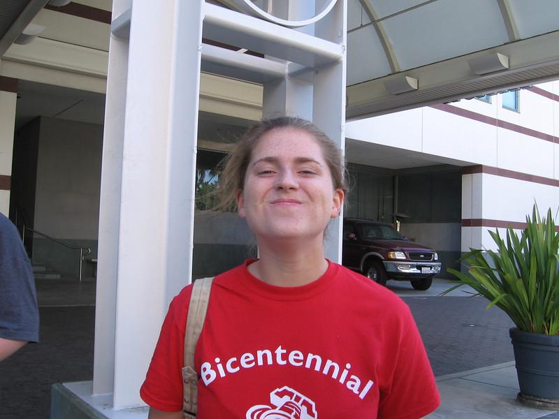 Sarah Krimmel [photo by Lydia]