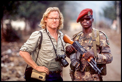 Covering the Rwanda crisis in 1994