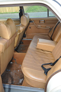 All upholstery in good condition.