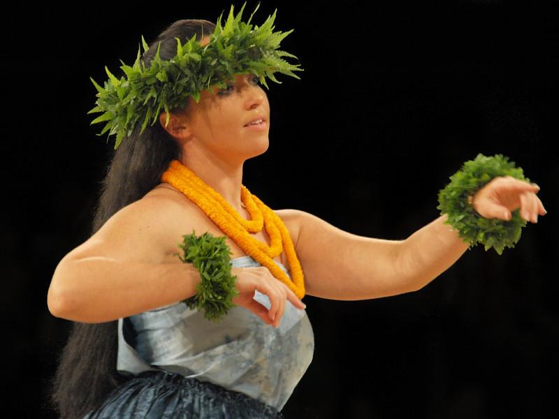 Miss Aloha Hula