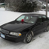 "Our ""new"" 1998 Volvo S70."