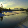 Second Pond, Christmas morning, 2009 CIMG0844