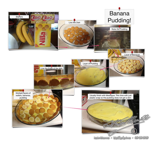 by Jack Foster Mancilla - LensLord™<br /> BananaPudding