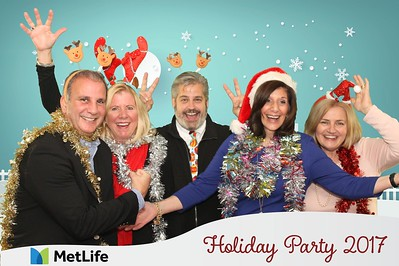 MetLife Holiday Party 2017