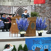 Fareed Zakaria gave the commencement address.