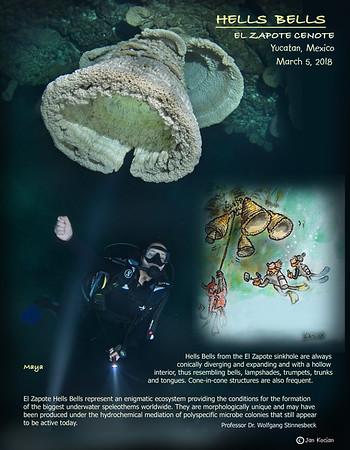 Mexico Cenotes 2018