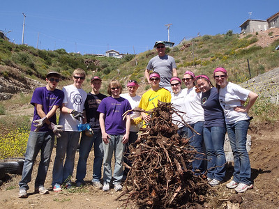 Mexico Home Building Mission Trip