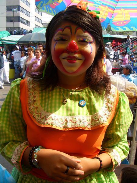 Mexican Clown