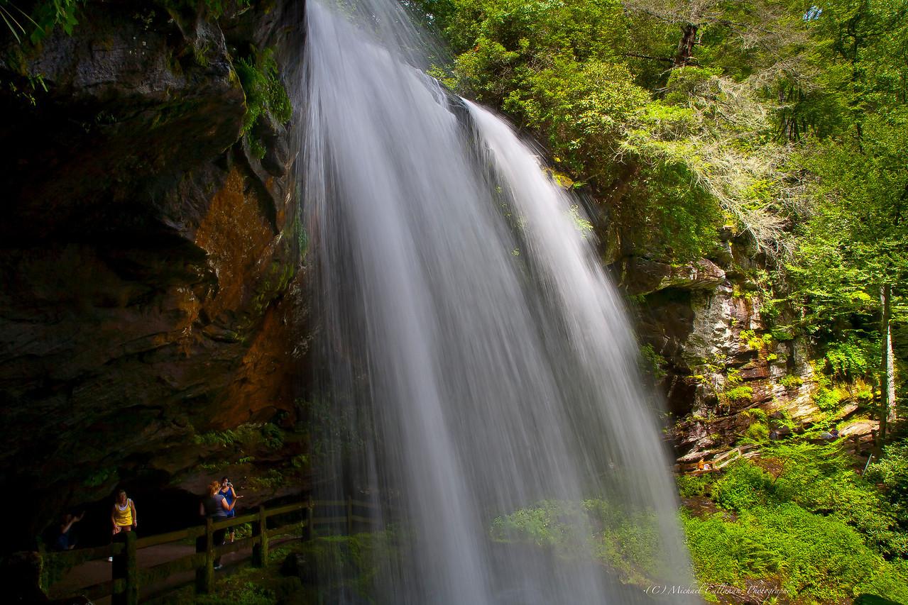 Dry Falls - Callusaja Watershed North Carolina