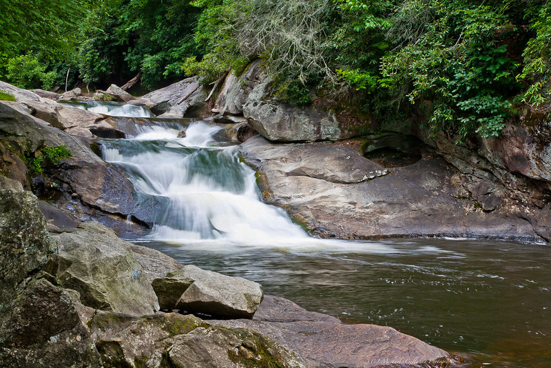 The Highlands area of beautiful North Carolina