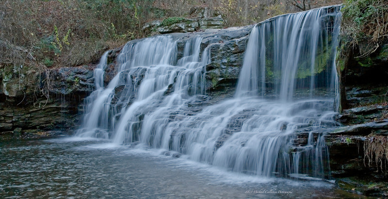 Mardis Mills Falls