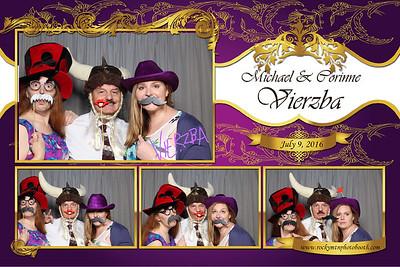 Michael & Corinne's Wedding