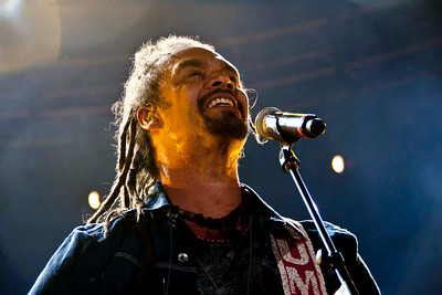 Michael Franti and Spearhead at Red Rocks Amphitheatre on Friday, June 8, 2012. Photos by Lisa Higginbotham, heyreverb.com.