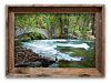 Merced River Bridge, Yosemite<br /> 11 x 17 Canvass   $80.00