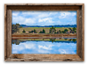 Moss Landing Reflections<br /> 13 x 19 Canvass   $95.00
