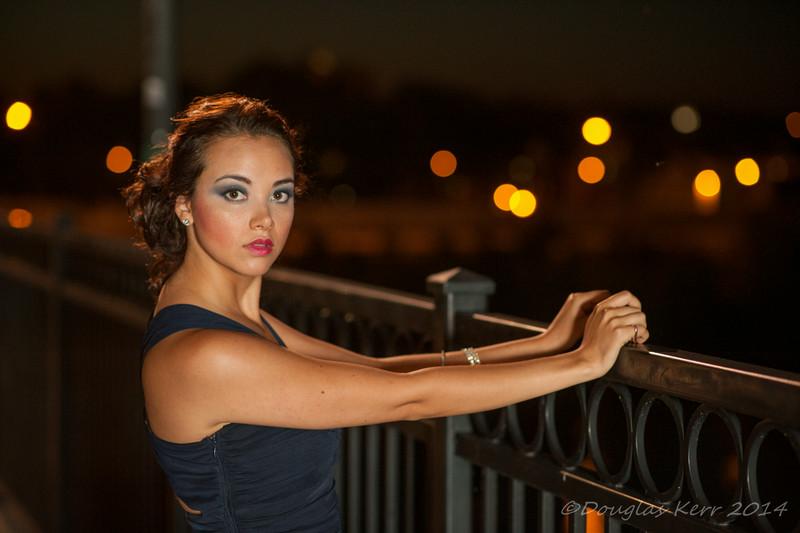Makeup Artist: Veronica Kerr,  Stylist: Katharine Ralph