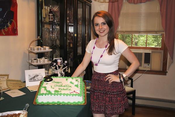Michelle's Graduation Party 6-28-15
