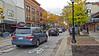 Street in Ann Arbor.