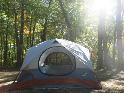 Michigan in October