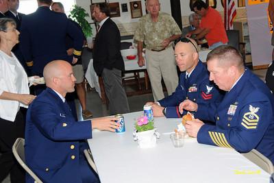 Mickey Bettinger son of Bob and Ruth Bettinger  --  U. S. Coast Guard