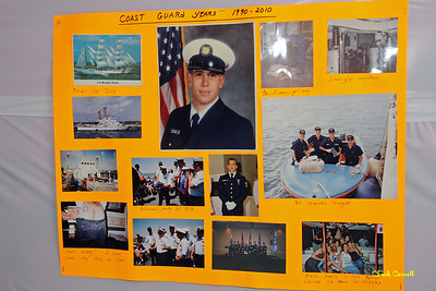 Mickey Bettinger son of Bob and Ruth Bettinger  --  U. S. Coast Guard