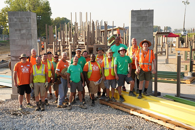 Thursday 9/20/2018 - Community Build Day #6