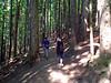 1939 Hiking to the summit Rattlesnake Mountain